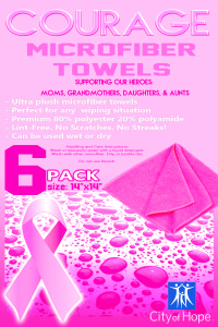 Towel Labels PINKTits